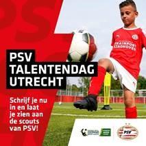 PSV Talentendag Utrecht! (Najaar 2021)
